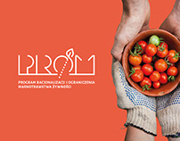 PROM – identity for the Food Waste Reducing Program