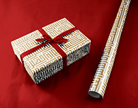 Kufi gifts wrapping paper