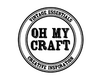 Oh My Craft! - Logo