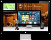Mundial Virtual 2014 (Branding)