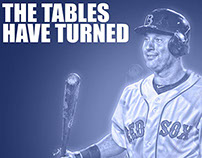 Derek Jeter Boston Red Sox (Jersey Swap) Wallpaper