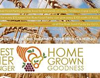 2012 Harvest Dinner Poster