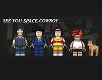 LEGO Cowboy Bebop