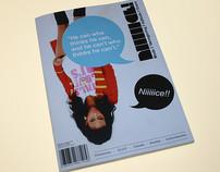 NIIIIICE! magazine