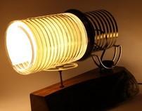 Lamp BLASTER