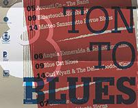 Bitonto Blues Festival art ©2014