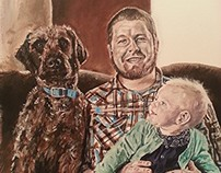 Kinley Family Portrait