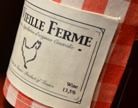 Wine Packaging | La Vielle Ferme