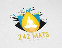 242 Mats Logo
