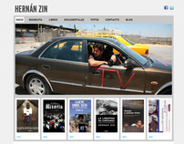 Hernán Zin Website