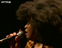 "Video // ""Tributo a Nina Simone"" TAGV"