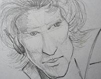 my old sketching . . . .
