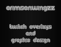 Twitch Overlays & Graphic Design
