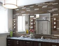 3d Bathroom Vray