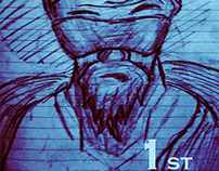 RAMِِADAN Sketching -  1st
