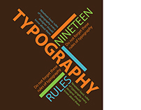 Typography Rules Booklet