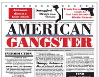 American Gangster Script Book
