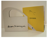 Catálogo Óscar Niemeyer