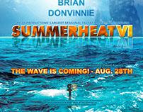 SummerHeat VI Talent Marketing Campaign 2014