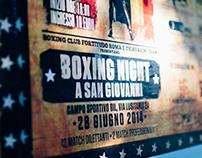 Boxing Night / Galà Internazionale di Pugilato