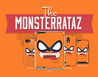The Monsterrataz: Captain Hero J. Monster