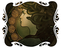 Medusa Nouveau