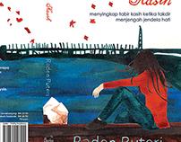 Book Cover Design - Fatamorgana Kasih