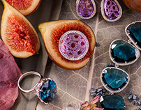 retouching of jewelries