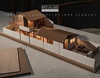 P.H.O.N.G   House concept