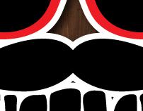Mama's Mustache Logo