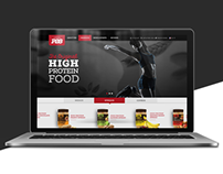 High Protein Food | WebSite