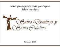Cartel parroquia