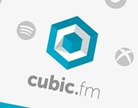 Branding | Cubic.fm