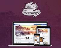 Estate Romana-Fb Page & App