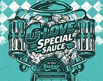 G.Love & Special Sauce Poster - New Album Sugar