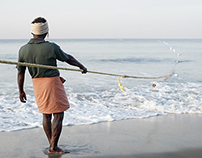 The fishing people of Varkala