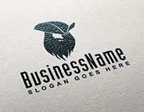 BlackBeard Logo Template