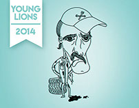 Young Lions 2014 . 2nd Place . Print