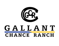 Gallant Chance Ranch - Logo Refresh