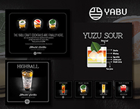 The Yabu Craft Cocktails Project