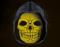 Ilustración Skeletor