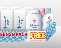 Johnson and Johnsons Distribution Pack (Packaging)