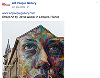 Publication on ART PEOPLE GALLERY