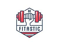 Be Fitastic - Branding