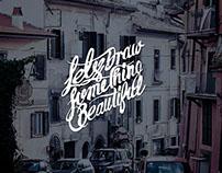 Lets Draw Something Beautiful