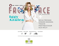 Face 2 Face the Magazine issue #4