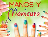 Afiche Manicure