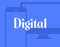 Website & Digital Design