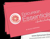 Epicurean Essentials Promotional Assets