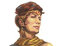 Queen Seliba